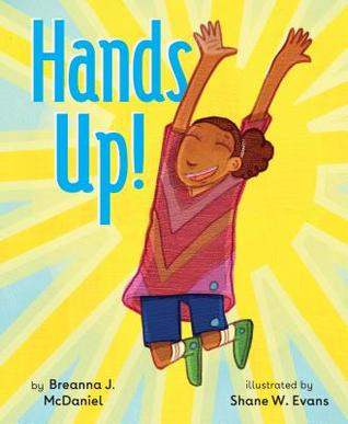 Hands Up! book cover