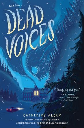 Book cover image for Dead Voices by Katherine Arden