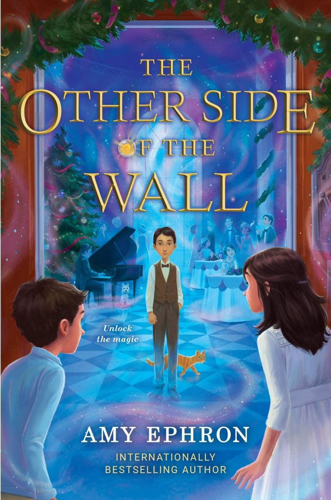 Cover image for The Other Side of the Wall by Amy Ephron