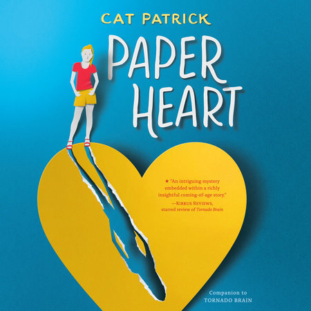 Book cover image for Paper Heart by Cat Patrick