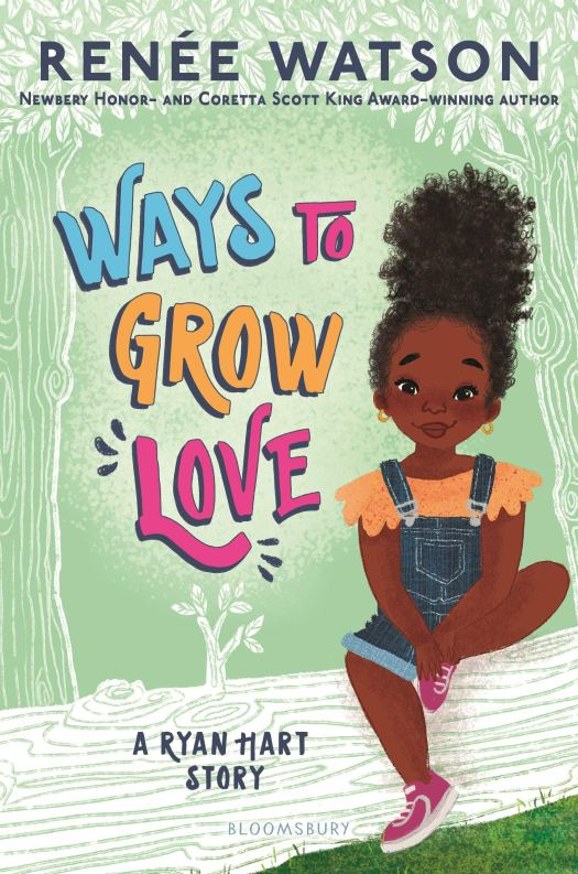 Book cover image for Ways to Grow Love by Renee Watson