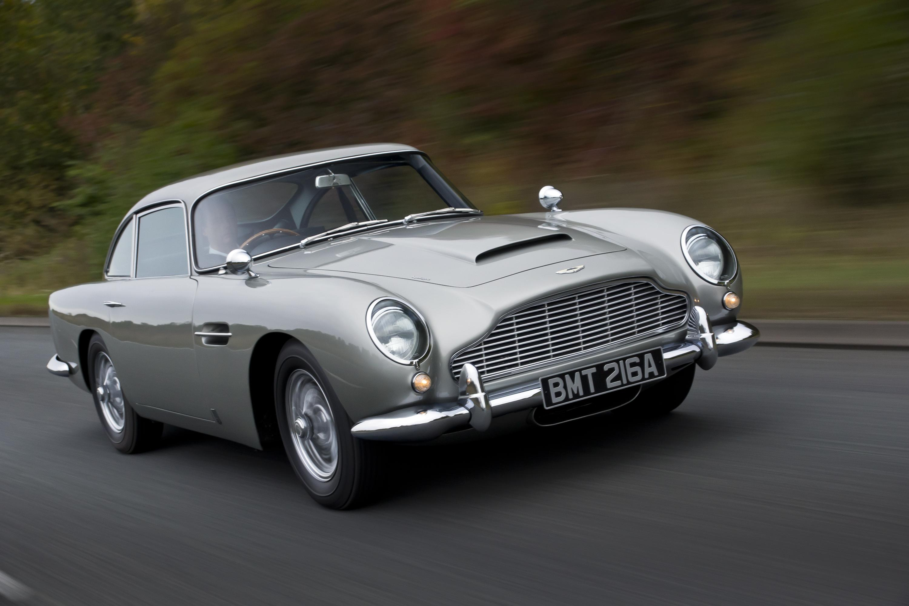 Newmotoring » What Happened To The Skyfall Db5?  Newmotoring