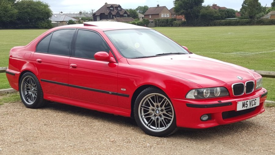 NewMotoring For Sale: Try A BMW E39 M5 This Winter