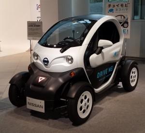 Nissam Small Car