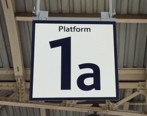 Platform 1a