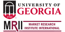 Sponsorship logo for the MRII University of Georgia