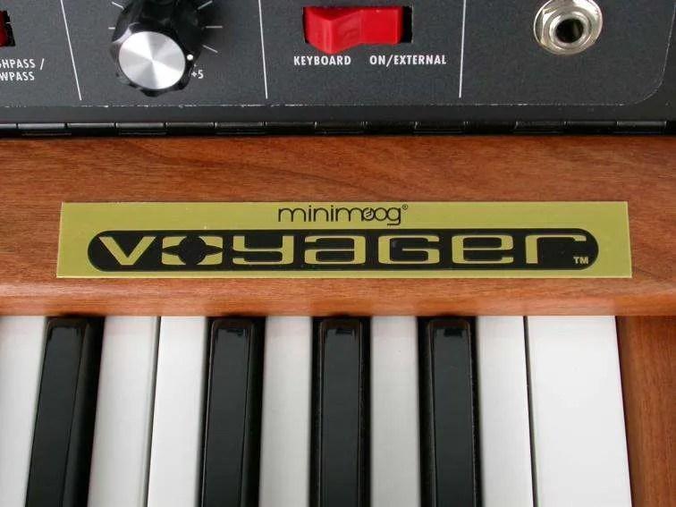 Minimoog Voyager