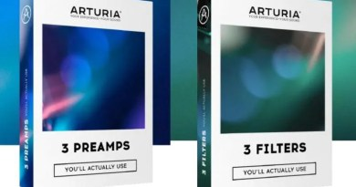 Arturia 3 Filters 3 Preamps recensione