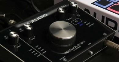 M-Audio M-Track 2X2M recensione