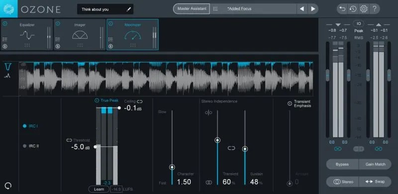 iZotope Ozone Elements gratis