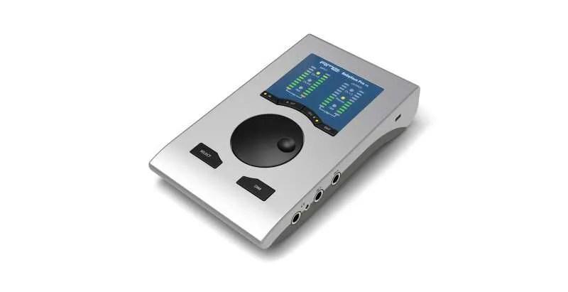 """RME Babyface Pro FS: la """"portatile"""" di RME si rinnova completamente e alza ancora la qualità"""