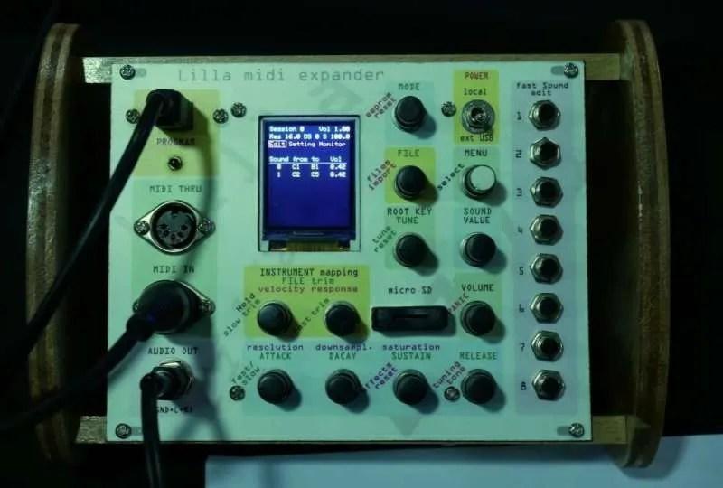 Soundmit 2019 - Lilla MIDI Expander