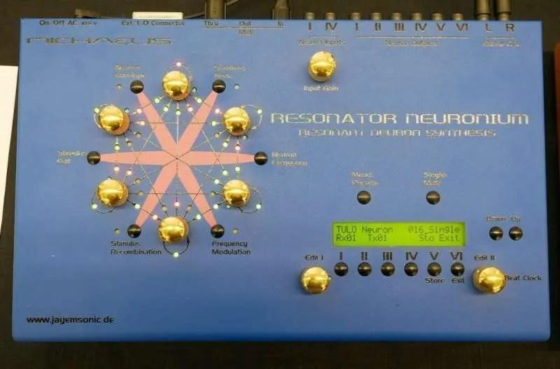 Resonator Neuronium