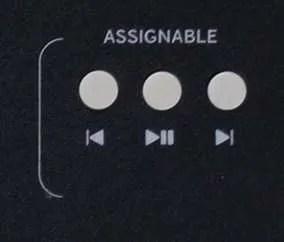 Softube Console-1-Fader- I pulsanti di trasporto