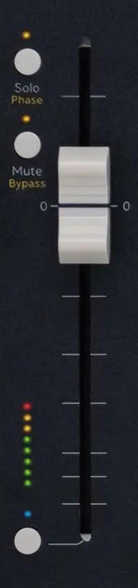 Softube Console-1-Fader- Un fader di canale