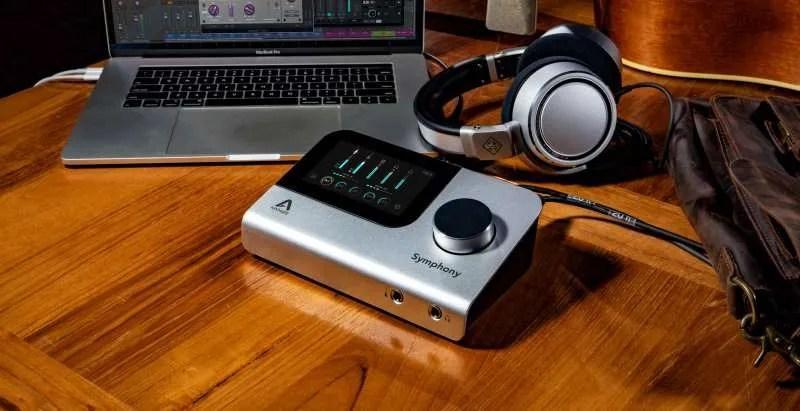 Apogee Symphony Desktop, qualità assoluta anche in casa e in viaggio