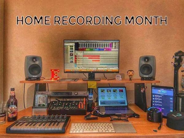 Midiware Home Recording Month
