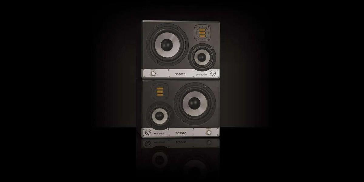 EVE Audio SC3070, un tre vie realmente Pro in uno spazio compatto