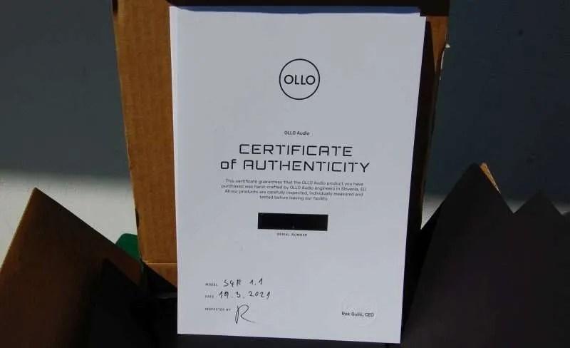 OLLO S4R Unboxing 5