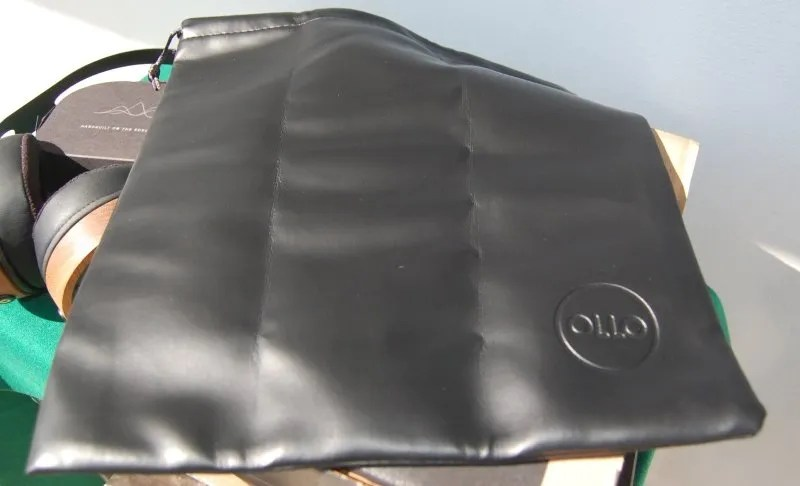 OLLO S4R Unboxing - Carrying Bag