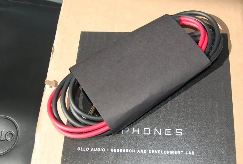 OLLO S4R Unboxing - Cable