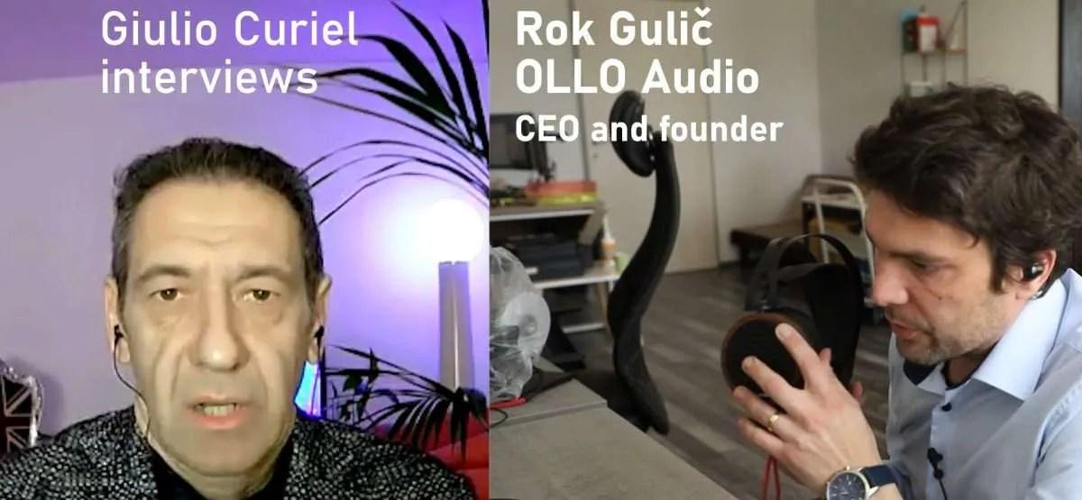 OLLO Audio, parla il CEO e fondatore Rok Gulič