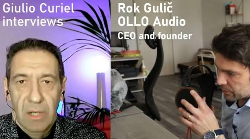 OLLO Audio Rok Gulic Interview