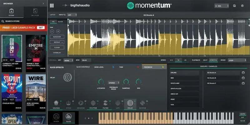 momentum_big-fish-audio