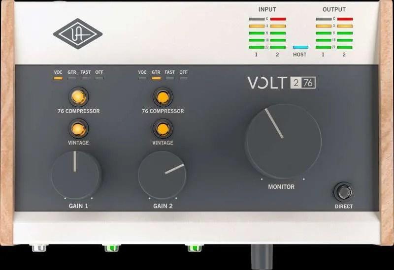 UAD Volt - Volt 276 Top