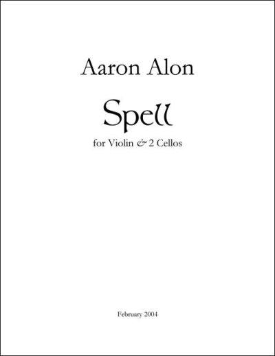 Alon Spell
