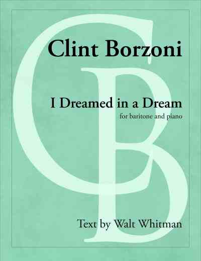 Borzoni I Dreamed in a Dream