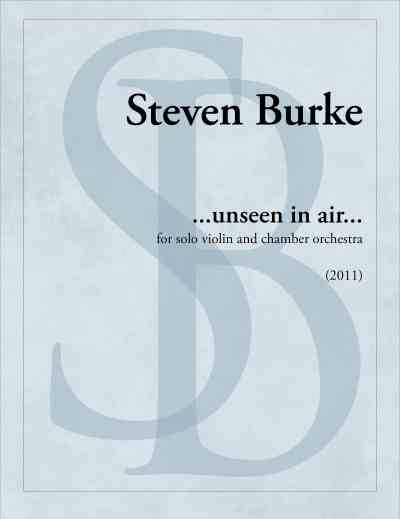 Burke unseen in air
