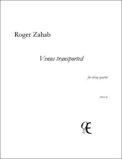 Zahab Venus transported Z57-E2006-4