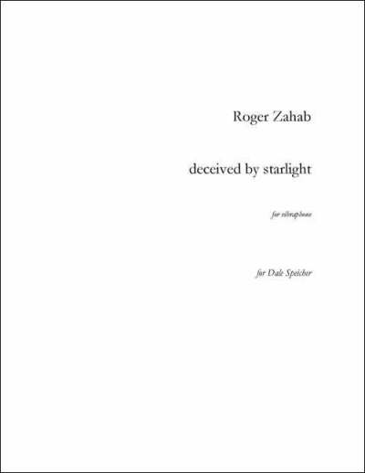 Zahab deceived by starlight Z57-S1996-2