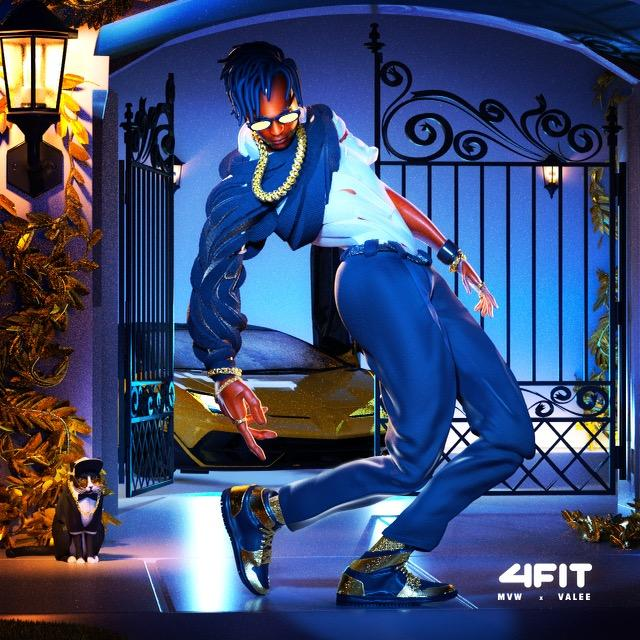 """COMPOSER MICHAEL VINCENT WALLER RELEASES NEW SINGLE:  """"4FIT""""  FEATURING VALEE  CO-PRODUCED BY LEX LUGER"""