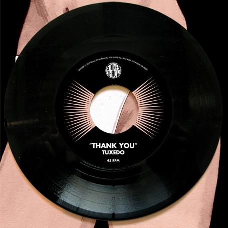 Tuxedo – Thank You 45 (2017)