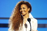 LOS ANGELES, CA - JUNE 28: Janet Jackson speaks onstage during the 2015 BET Awards held at Microsoft Theater on June 28, 2015 in Los Angeles, California. (Photo by Michael Tran/FilmMagic)