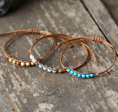 New-Simple-Bracelet-Trendy-Natural-4mm-Stones-Beads-Wax-Cord-Friendship-Bracelet-Cute-Girl-Women-Bracelet.jpg_640x640