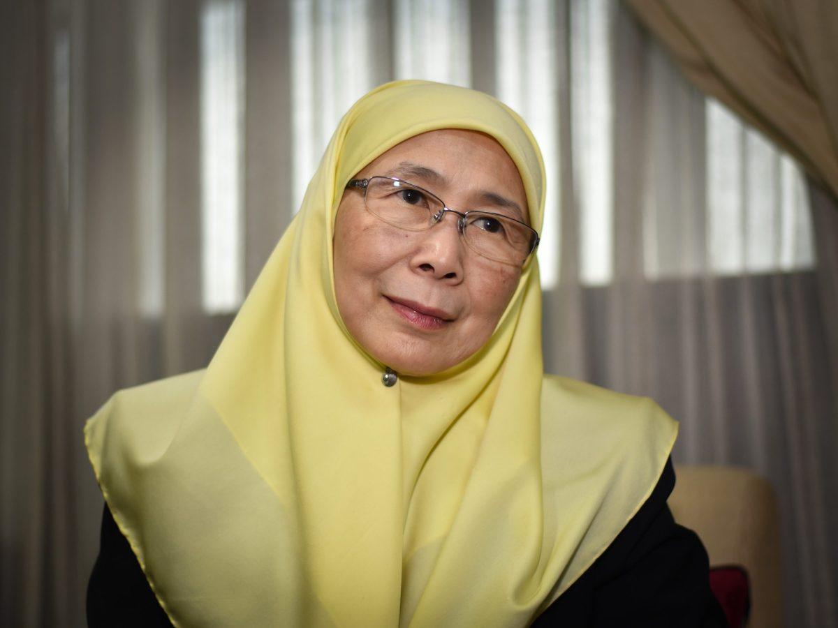 Wan Azizah Wan Ismail - New Naratif