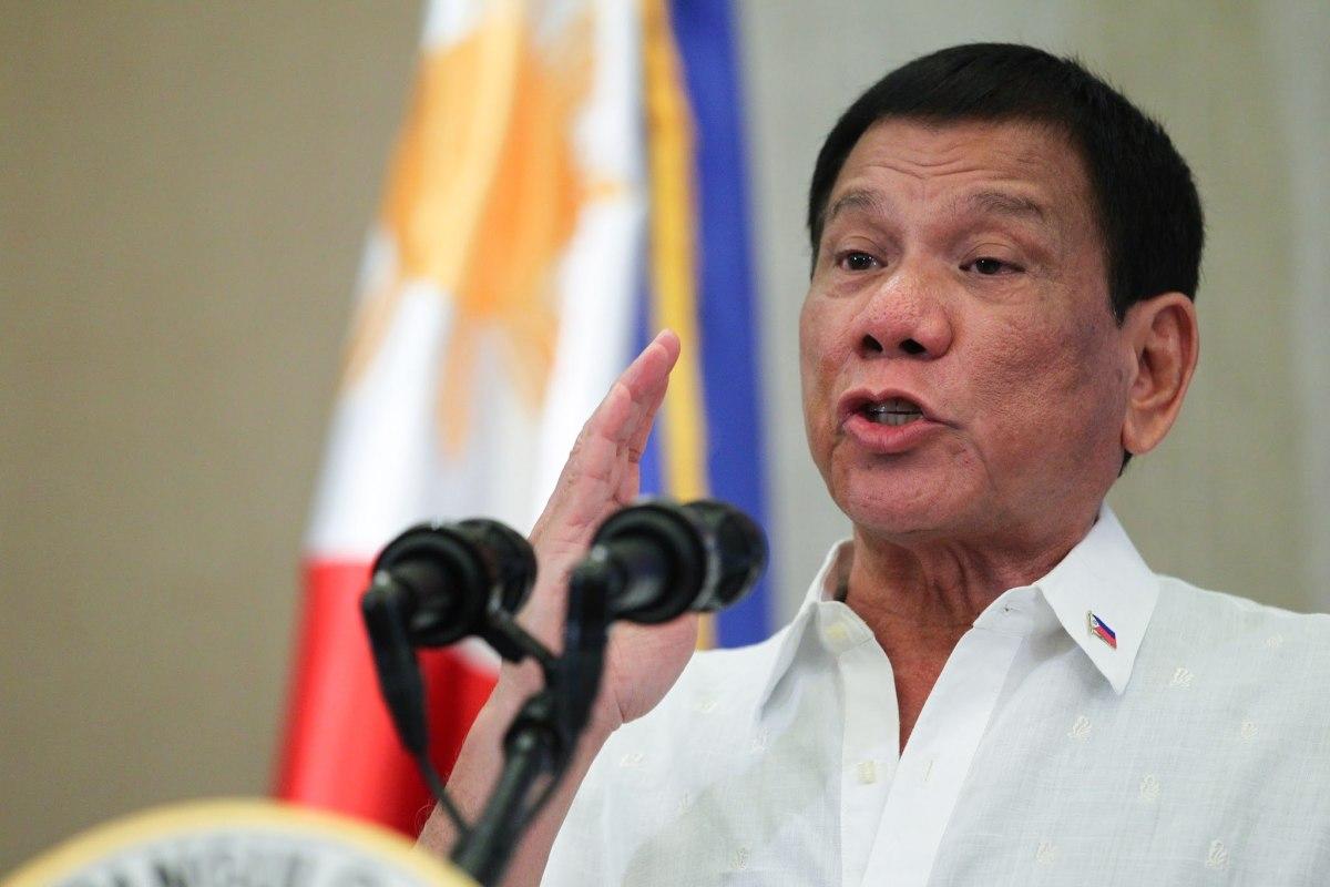 Rodrigo Duterte - New Naratif