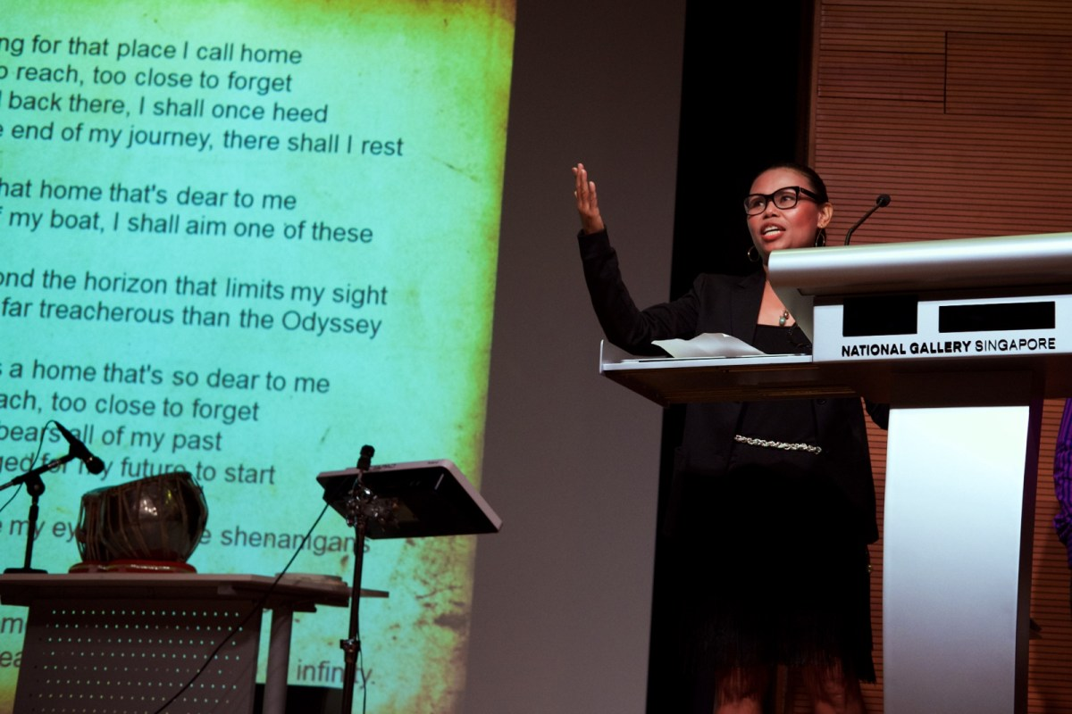 Migrant Worker Poetry Competition - New Naratif