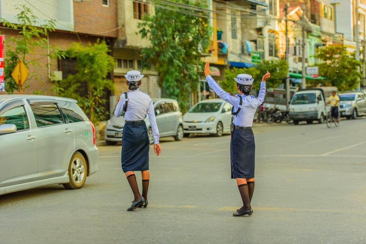 Myanmar Women - New Naratif