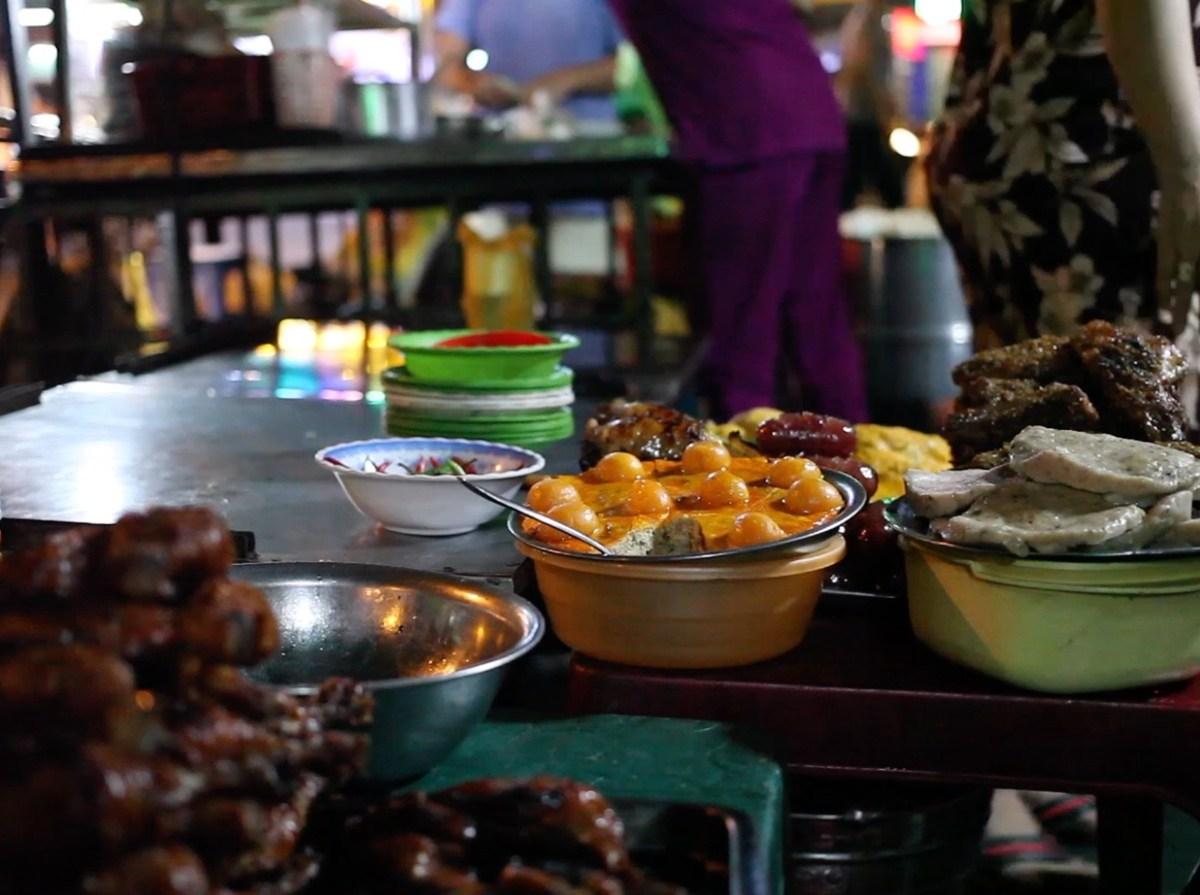 Saigon Street Food - New Naratif