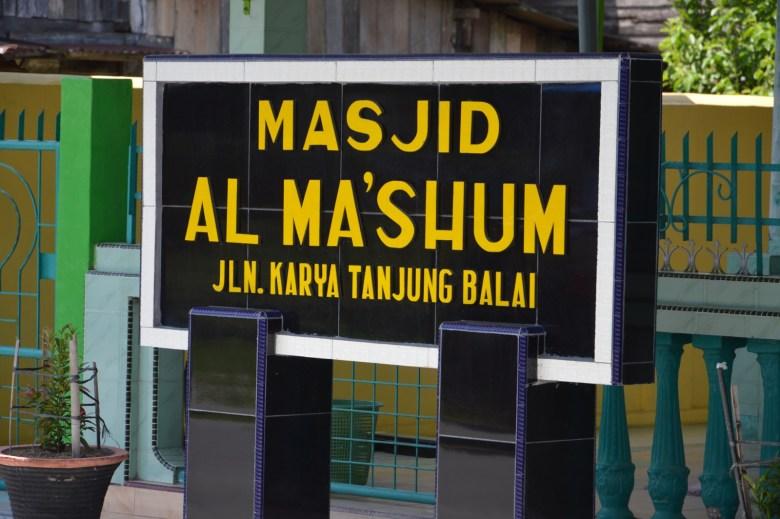 Masjid Al Ma'shum - New Naratif