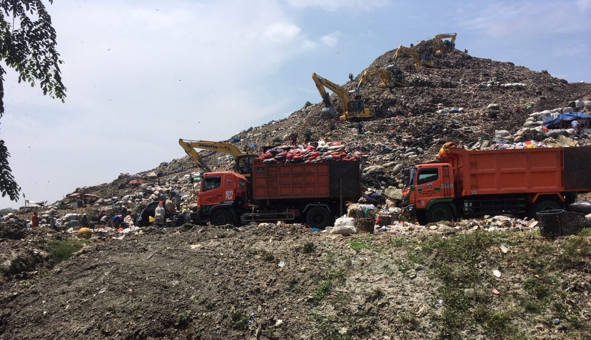 Landfills in Indonesia - New Naratif