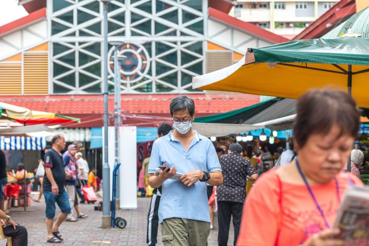 Singapore COVID-19 - New Naratif