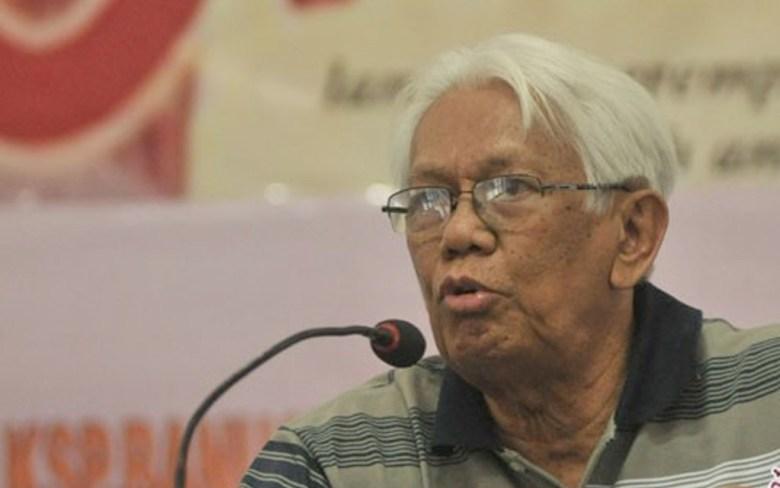 Putu Oka Sukanta speaking