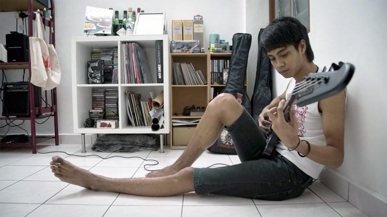 Wong Kueng Hui di Kuala Lumpur pada bulan Mac 2021.