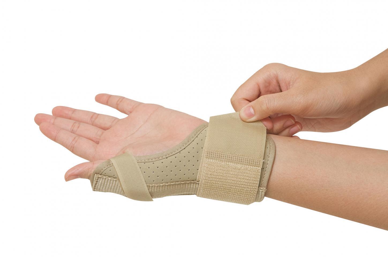tratamentul articulației degetului mare cu dimexid