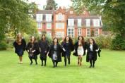 Newnhamites post matriculation